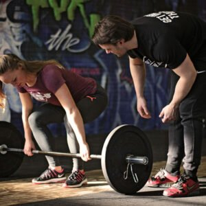 1 op 1 Weightlifting Cursus
