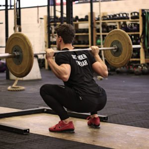 Leg Strength Program: Backsquat