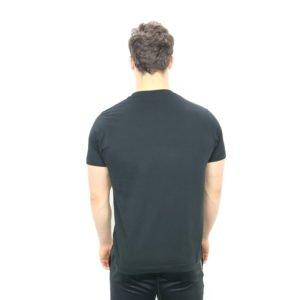 Mannen t-shirt GUTB zwart