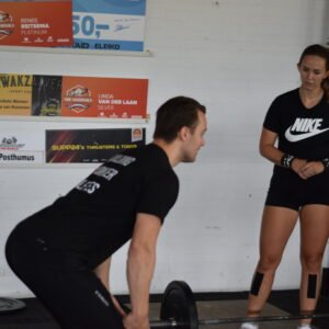 1 op 2 Weightlifting Cursus